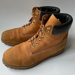 Timberland Boots Size 14W Style 10061